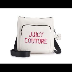 🔥Free🎁w/purchase New Juicy Couture Crossbody bag